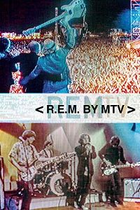 Cover R.E.M. - R.E.M. By MTV [DVD]